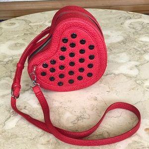 Kensie Heart Shaped Box Bag
